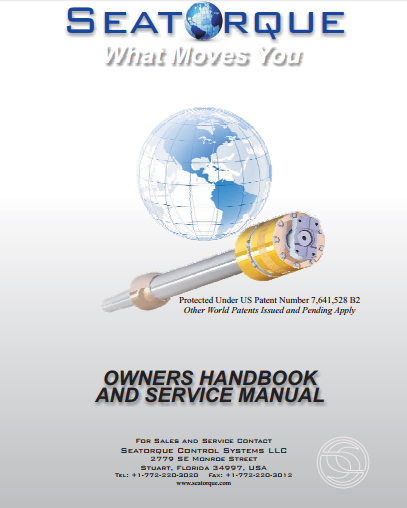 SCS Owners Handbook and Service Manual – ALL series – 2015