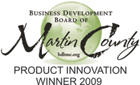 Business Development Board of Martin County Product Innovation Winner