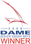METS International Marine Equipment Trade Show DAME Award Winner