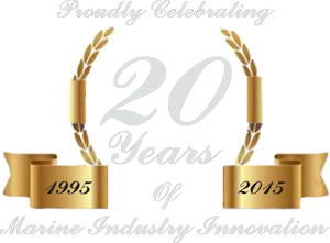 Proudly Celebrating 20 Years of Marine Industry Innovation
